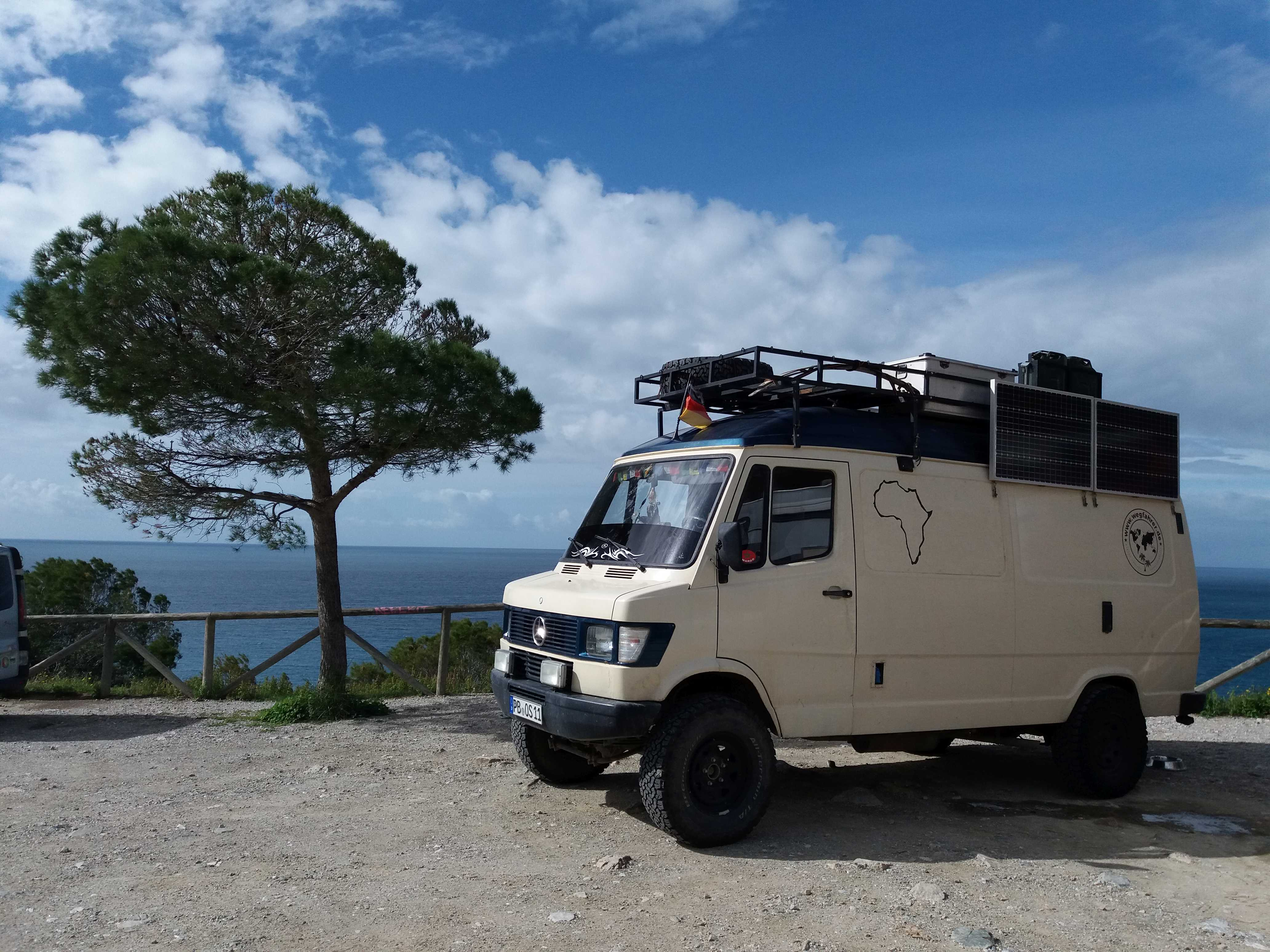 Roadbook – Ma'assalama Marokko, Hola España!